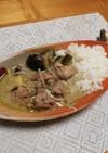 タイの家庭料理!ココナッツグリーンカレー