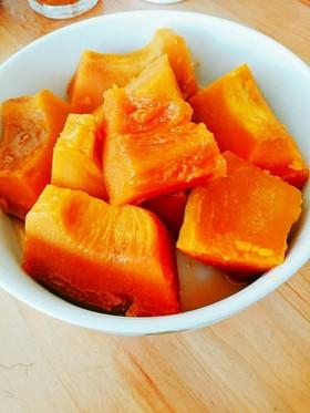 *ほっくりかぼちゃの煮付け*