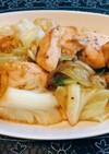 簡単☆絶品☆鶏胸肉と野菜のカレー炒め♪