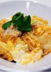 ふわとろ卵の 簡単♡ 親子丼