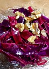 超簡単♡紫キャベツのシンプルマリネ
