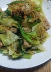 ノビノビカップ坦々麺で坦々素麺風w