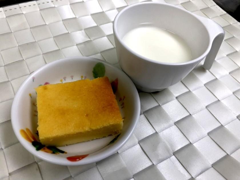 HMでベイクドヨーグルトケーキ