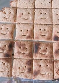 オーブン無しで!きなこクッキー
