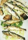 焼き魚の巻き❗️(血管ダイエット1411