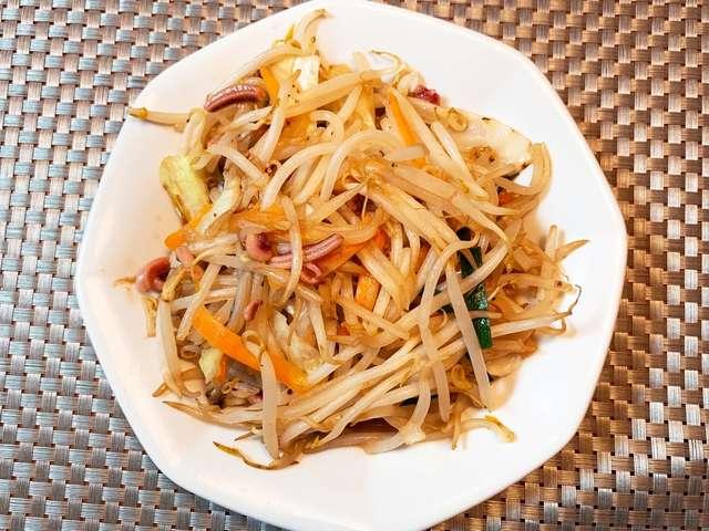 野菜 炒め カロリー