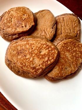 糖質制限パンケーキ