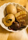 さっぱり 梅角煮 QC 簡単 豚バラ 卵