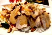 簡単♡湯煎だけ♡味噌ダレチャーシュー丼の写真