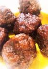 ☆お弁当に☆ 冷めても美味な、肉団子