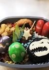 恐竜の卵 弁当