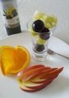 少しオシャレに見せる果物の切り方、飾り方
