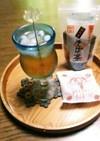 ✨そば茶✨をアイスで✨(^q^)☺⛄