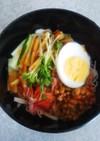 すし酢で簡単★ピビン素麺