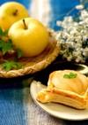 梨のコンポートパイ