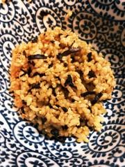 玄米じゃないみたいな玄米ご飯の写真
