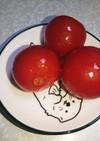 プチトマトのハニー?マリネ