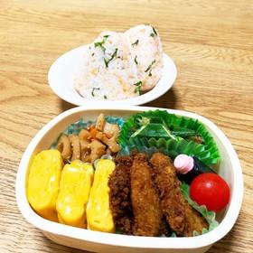 男子高校生のお弁当9(大会編)