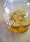 りんごと甘夏みかんのサワードリンク