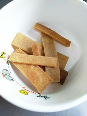 米粉のカリカリクッキー♪