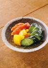 野菜の味噌ヨーグルト漬けby草津市