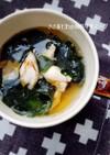 10分で簡単!ささ身とわかめの中華スープ