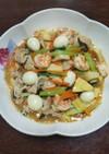 八宝菜(あんかけ焼きそば、中華丼にも)