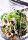 簡単!小松菜の和え物
