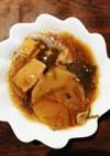 豚肉と大根のポン酢餡掛け煮★☆