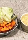 夜のおつまみに♪簡単野菜スティック!