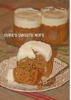キャロットカップケーキ