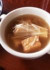節約料理!フライドチキンの骨スープ