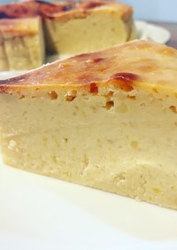 さつまいもとクリームチーズのケーキ