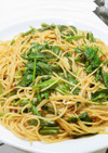 時短シンプル美味☆空心菜のペペロンチーノ