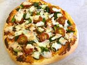 発酵いらず!野菜ピザ【ここから栄養士】の写真