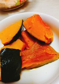 妊婦ご飯☆減塩で美味しいかぼちゃの煮物☆