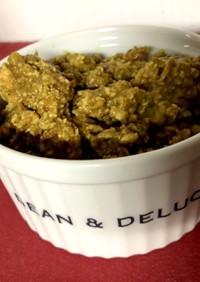 高タンパク低脂質な緑豆ドライカレー