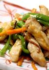 麹生活☆ピーマンと麹漬け豚の炒め物