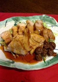 炊飯器で豚の梅酒煮!