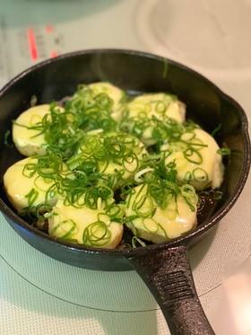 【定番】山芋ネギマヨチの香ばし醤油焼き