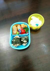 幼稚園弁当(年少)34