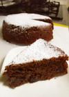 コーヒー風味のガートーショコラ風ケーキ♡