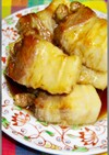 しるびー食堂!醤油味の豚バラ肉のうま煮