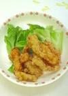 鶏ささみのフィンガーフライ(大人メニュー