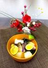 夏はさっぱり♡すだち香る酢橘味噌汁♡