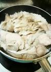 生秋鮭とまいたけの炊き込みご飯