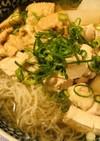 鶏むね肉●うすくちしょう油のあっさり煮