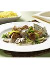 鶏むね肉のソテー☆ブルーチーズソース