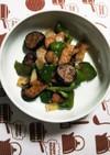 フィッシュカツと野菜のオイマヨ炒め♪