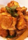 鶏もも肉とじゃがいものピリ辛甘辛味噌